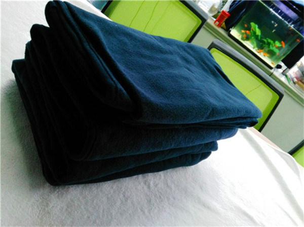 100%Polyester Fleece Disposable Airline Blanket (ES2091819AMA)
