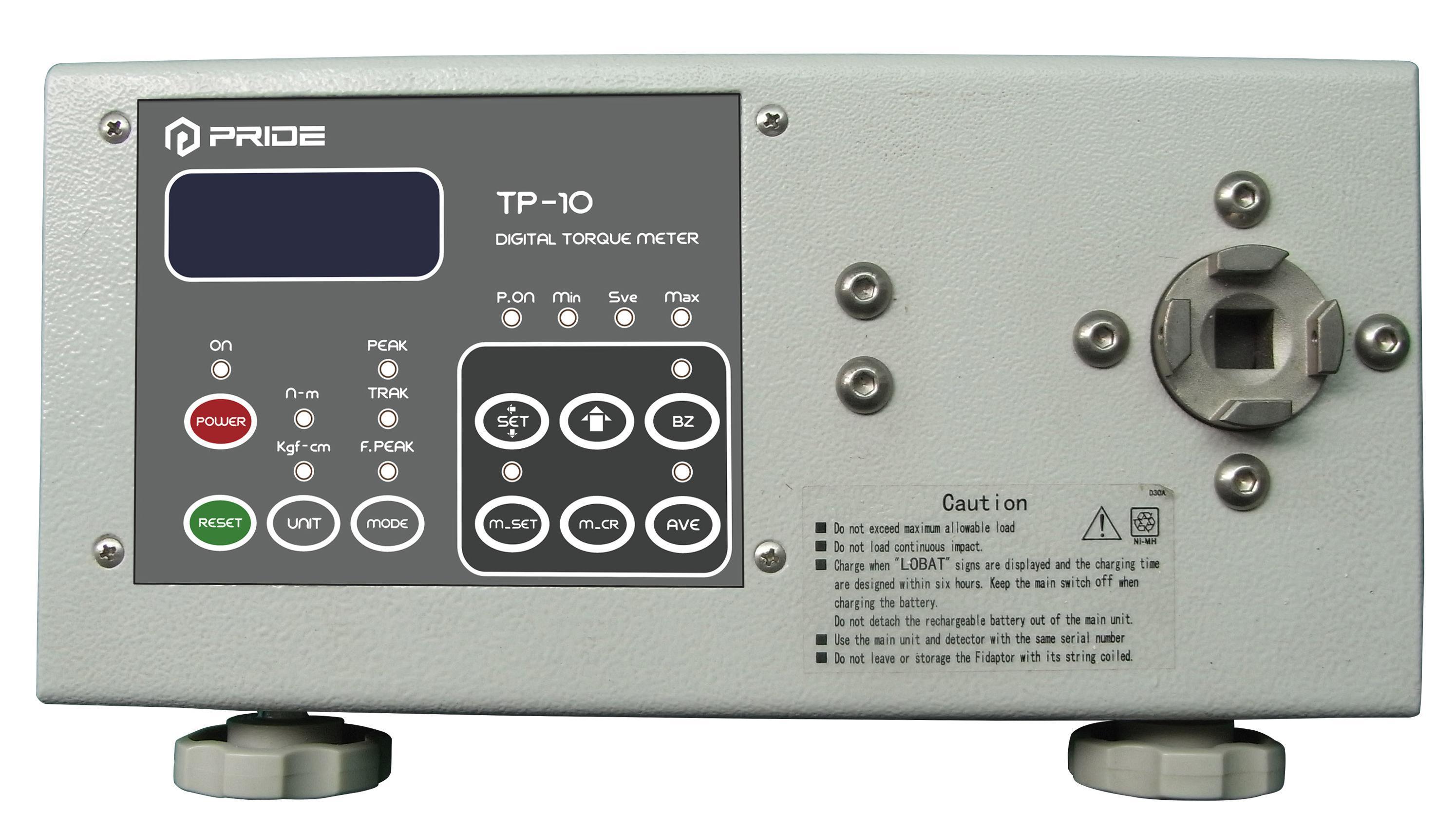 Digital Torque Tester Digital Torque Meter Tp-10n