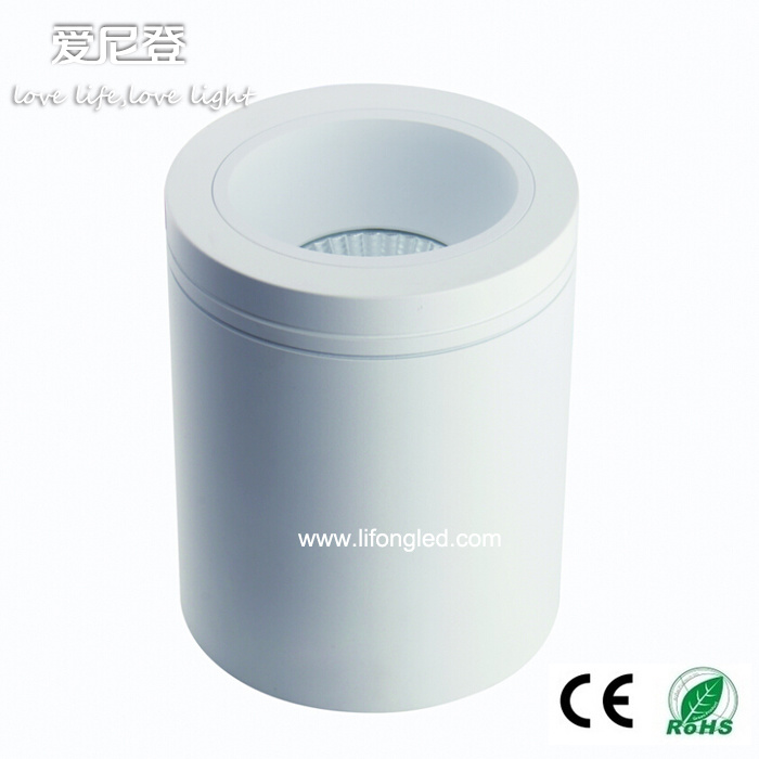 LED Office Light LED COB Surface Mounted Downlight IP54 Outdoor Light