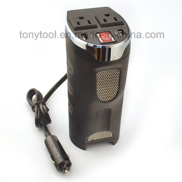 Portable AC Inverters with USB Charging