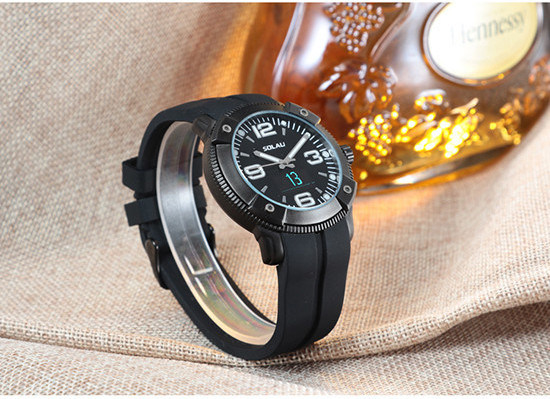 Popular Smart Quartz Watch SL-U81 Waterproof Bluetooth Smart Watch