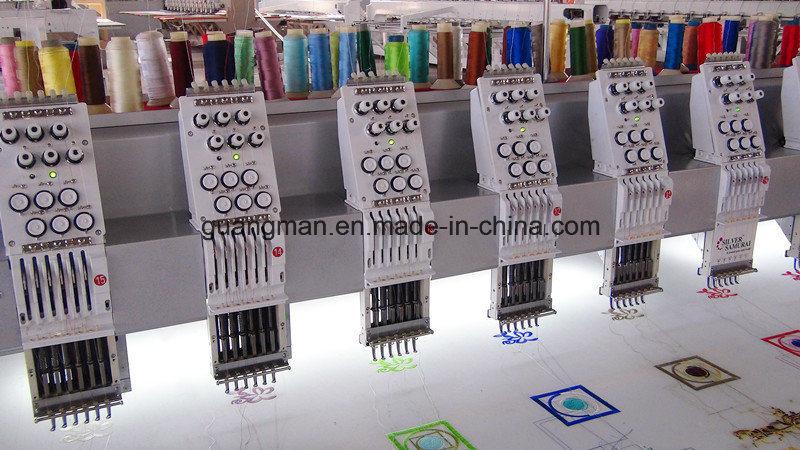 Hye-He627 High Speed Embroidery Machine