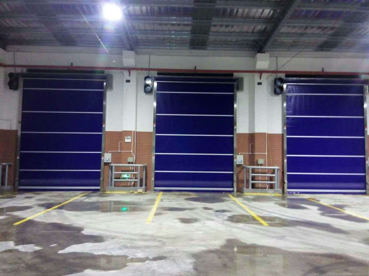 High Speed Rolling Shutter Automatic Door