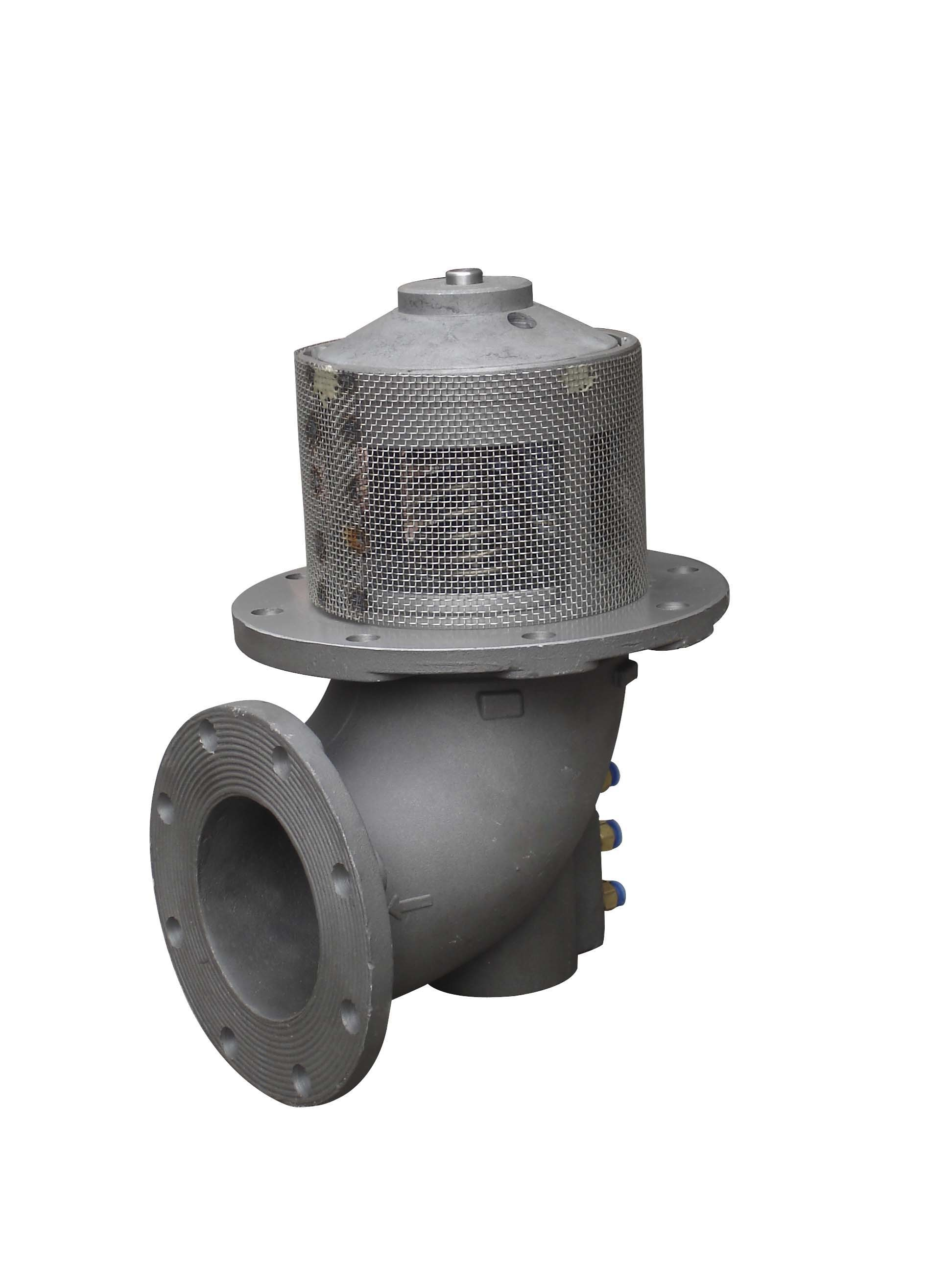 Aluminum Bottom Valve for Road Fuel Tanker