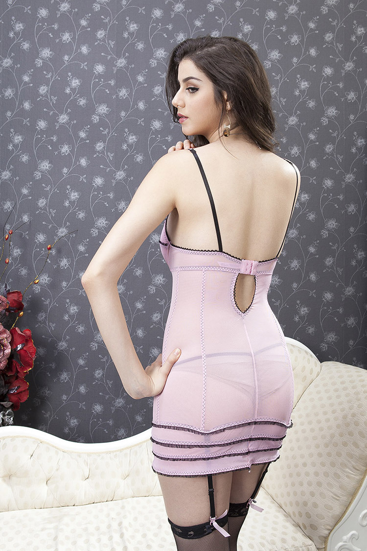 Women Lace Babydoll Ladies Sexy Lingerie