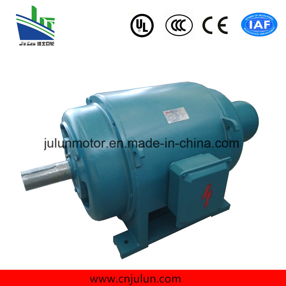 Jr (stand no. 15) Series Three Phase Induction Electric Motor Slip Ring Motor AC Motor Wound Rotor Asynchronous Motor