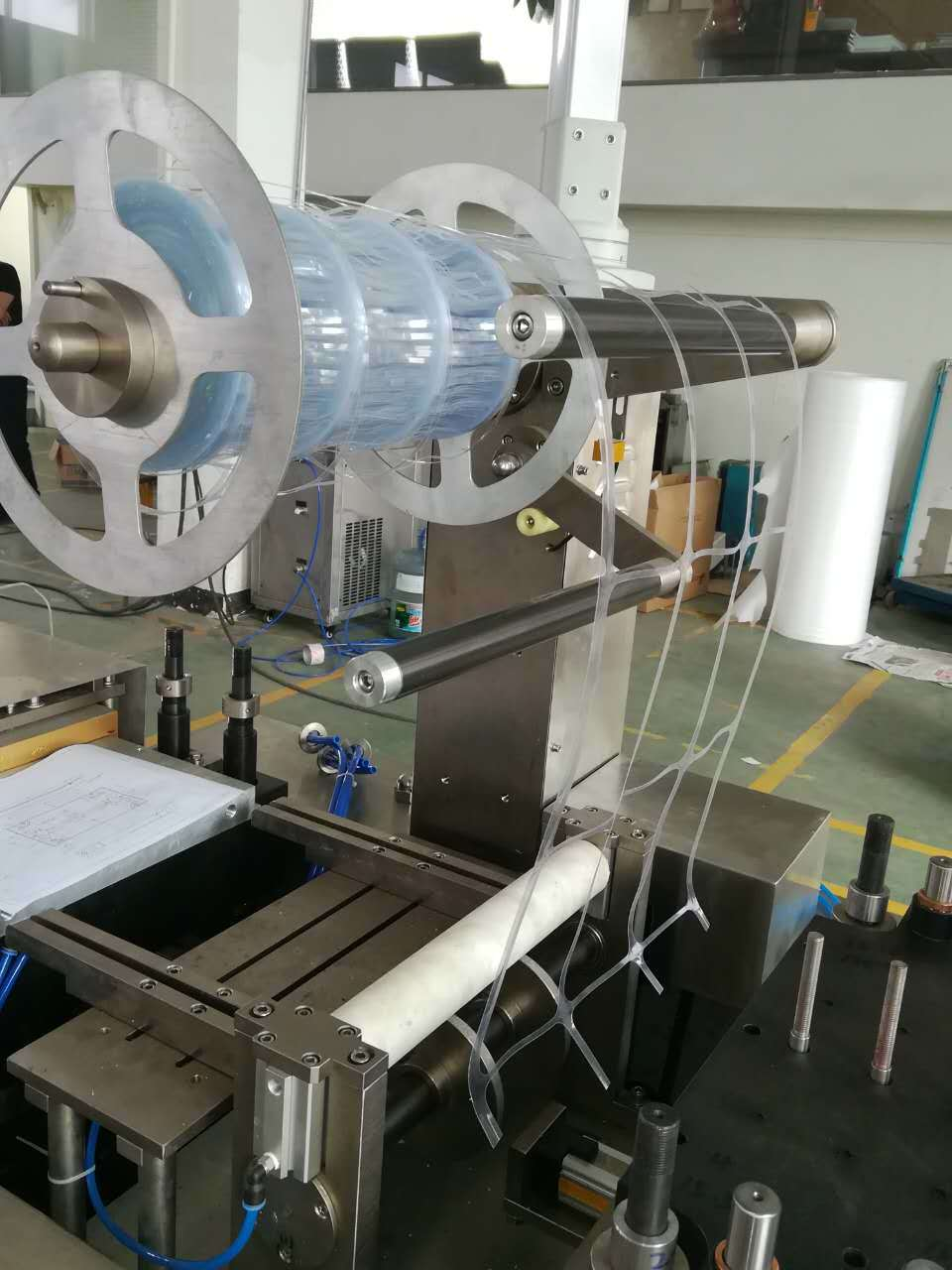 Toothbrush/Razor PVC Forming Machine