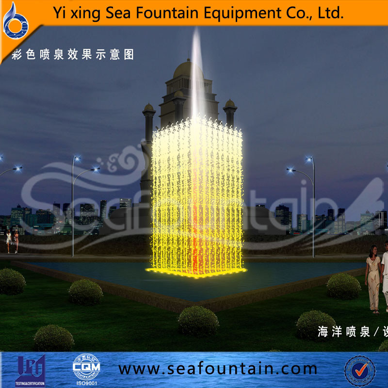 Seafountain Design Program Control Fountain European Style