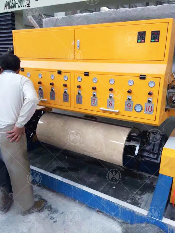 Wet Stone Polisher & Stone Grinder Machine