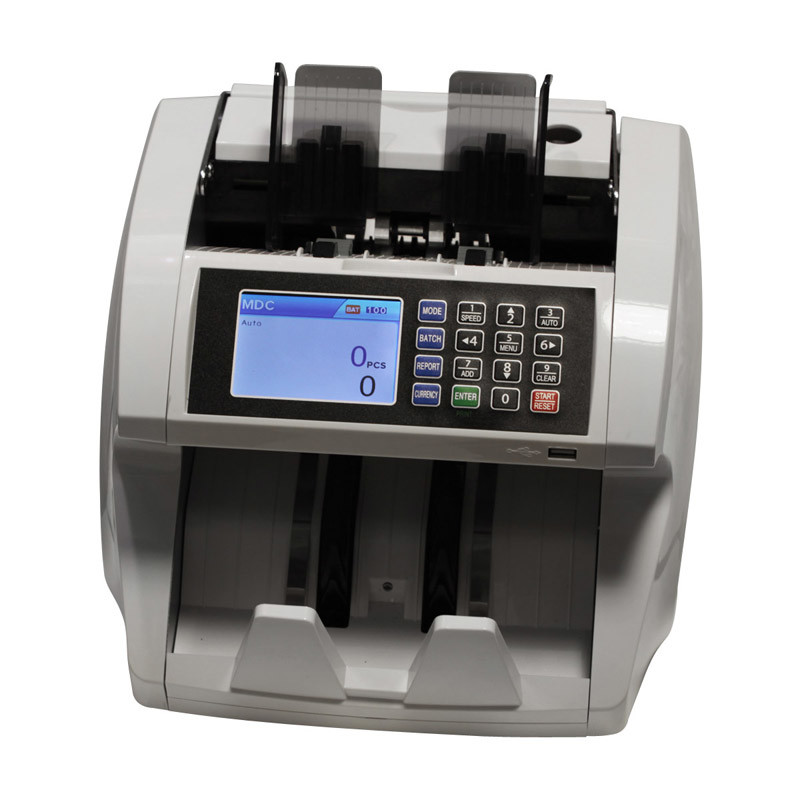 Multi-Currency Value Counting Machine
