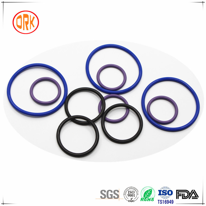 High Pressure Resistance Rubber O Ring Seals for Machine