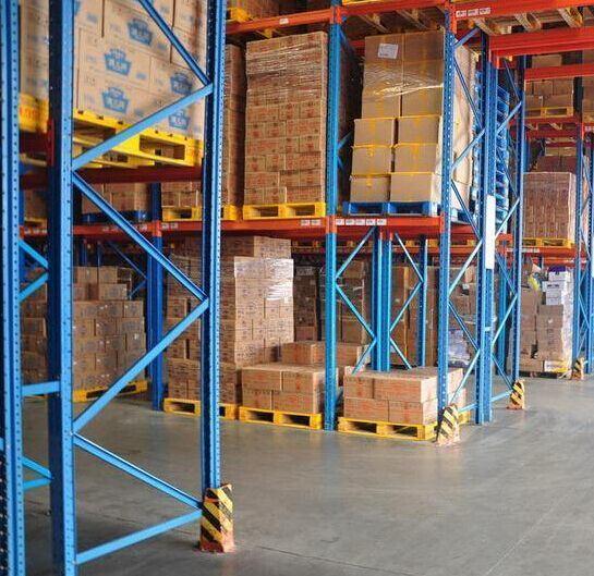 Ce-Certificated Metal Industrial Heavy Duty Racks