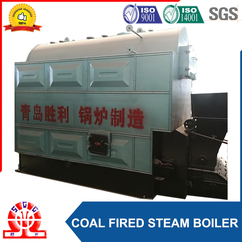 High Efficiency Chain-Grate Coal Fired Steam Boiler