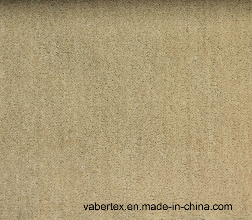 Woven Mohair Polyester Home Textile Sofa Upholstery Fabric