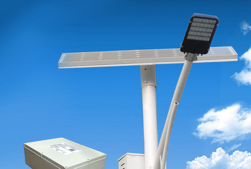 5 Year Warranty ISO Certificate Solar Street Light LED with Durable Pole.