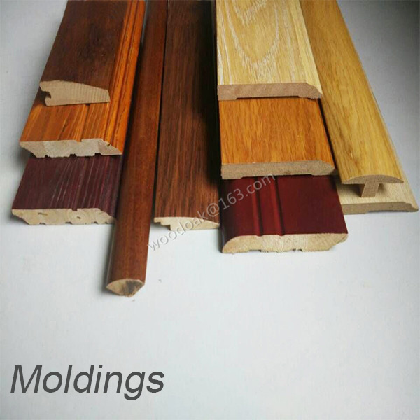 Flooring Accessories Moulding-Reducer / End-Cap/T-Molding/Quarter Round Flooring Accessories