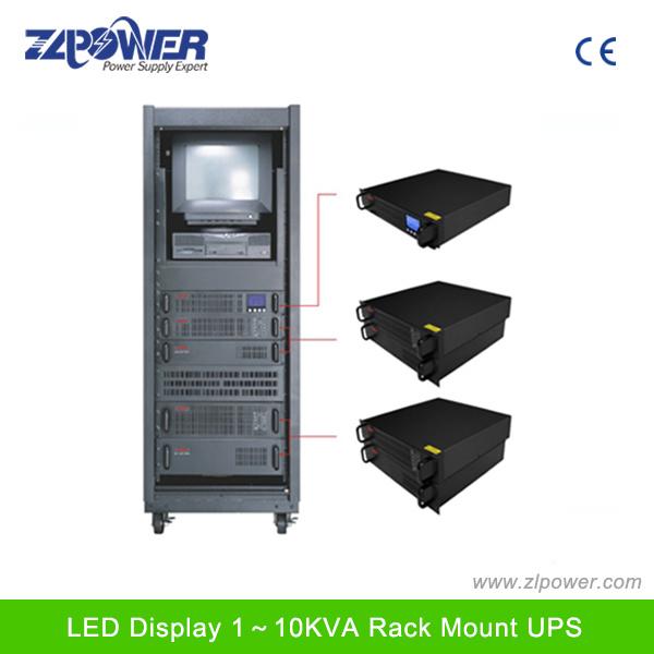 Rack Mount Online UPS-High Frequency Online UPS 1KVA-6KVA (UTR)