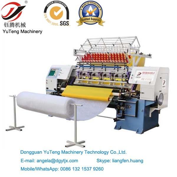 Duvet Quilt Machine Ygb128-2-3