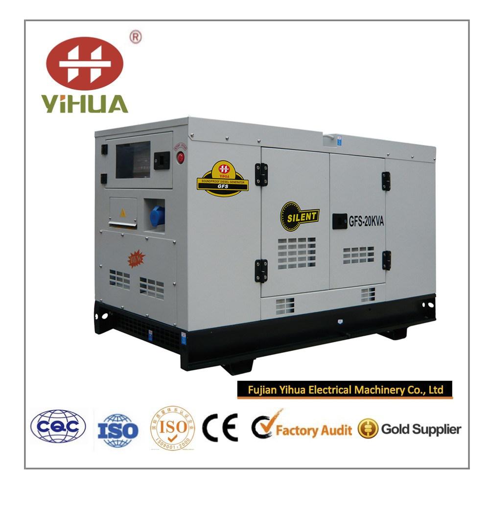 Foton Electric Generator