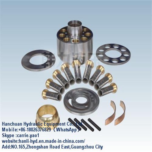Komatsu Hydraulic Motor Repair Kits, Spare Parts for Excavator (PC40-8)