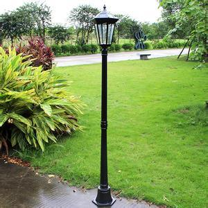Haochang Solar Garden Light with Easy Installation Way