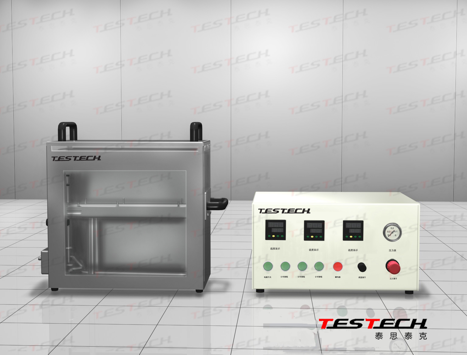 Motor Accessories Combustion Testing Machine, Fmvss 302 (FTech-ISO3795)