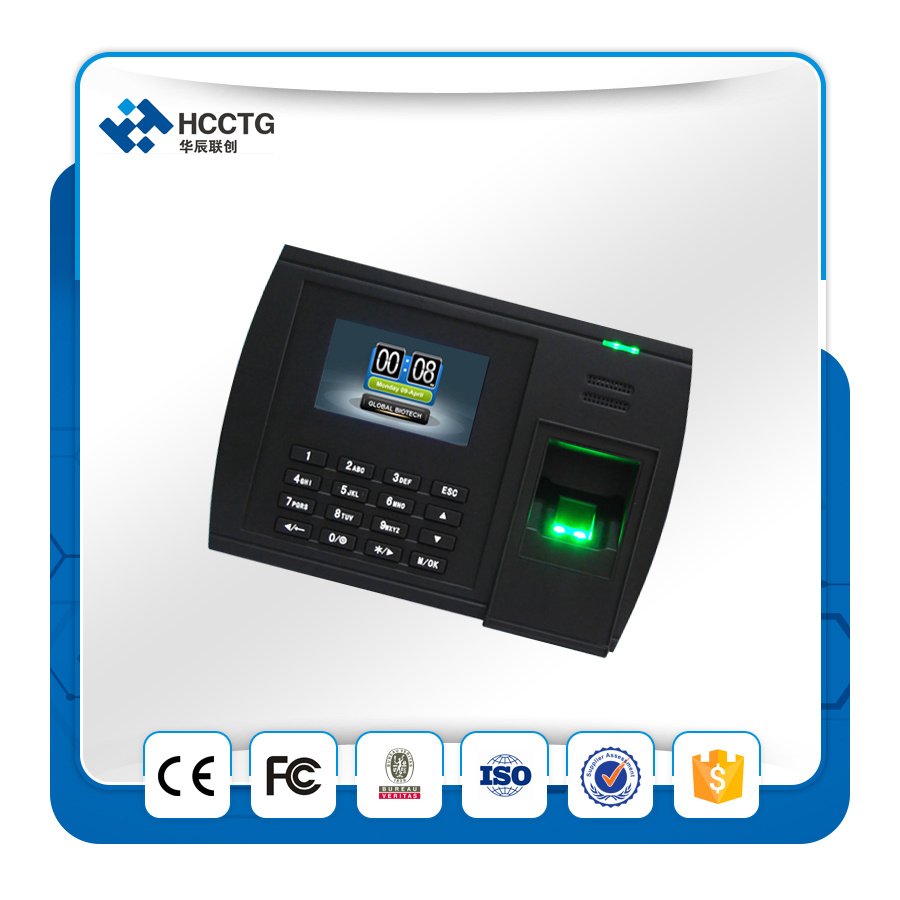 Cheap Biometric Fingerprint Time Attendance System Time Recorder Machine (HGT5000)