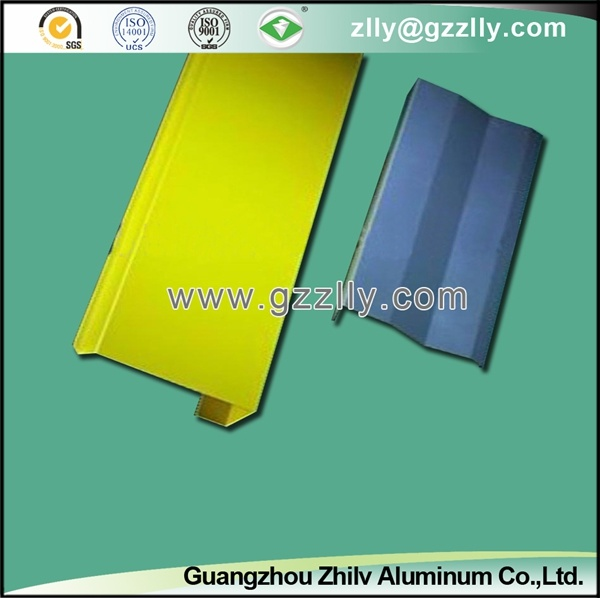 Aluminum False Vertical Style Screen Ceiling for Indoor Decoration -Sc002