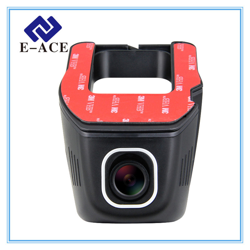 Mini WiFi Camera Auto Dashcam Video Recorder