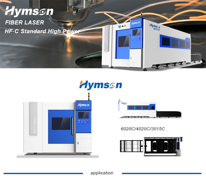 Fiber Laser Cutting Machine for 25mm Carbon Steel Metal Fabrication