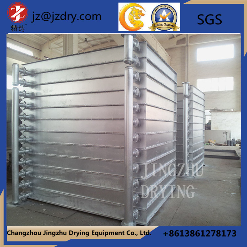 Tubular Fin Heat Exchanger