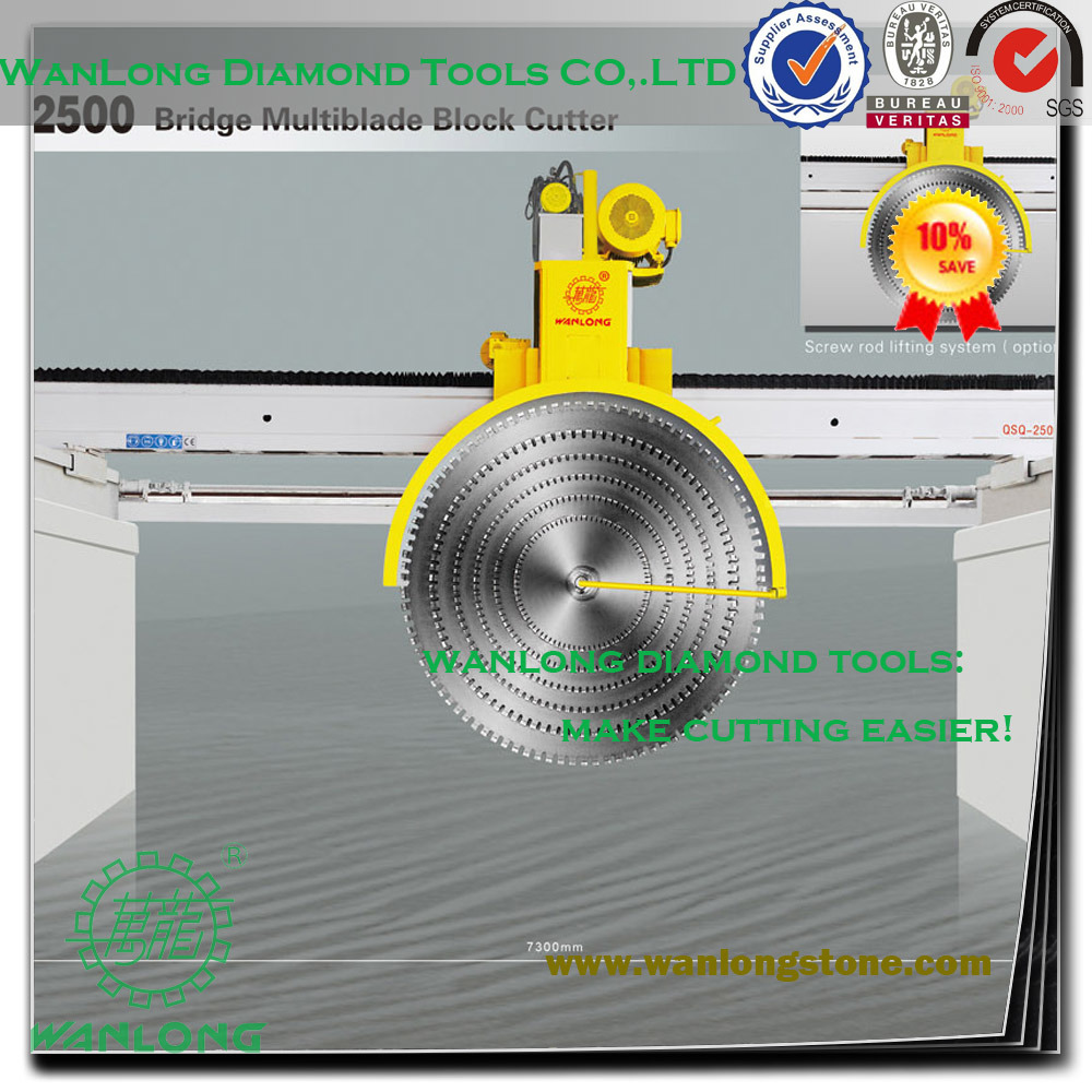 Wanlong Granite Stone Cutting and Polishing Machine - China Stone Cutter