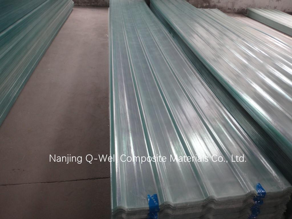 FRP Panel Corrugated Fiberglass/Fiber Glass Roofing Panels 171002