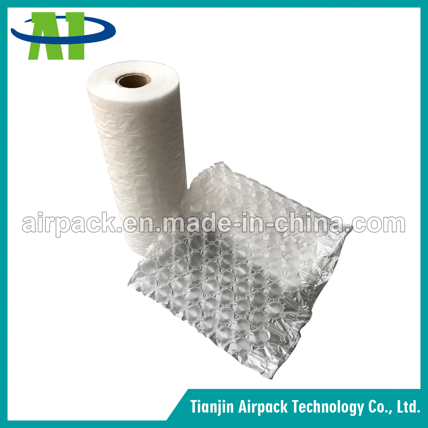 Protective Packaging Void Air Pillow Inflatable Air Cushion Film