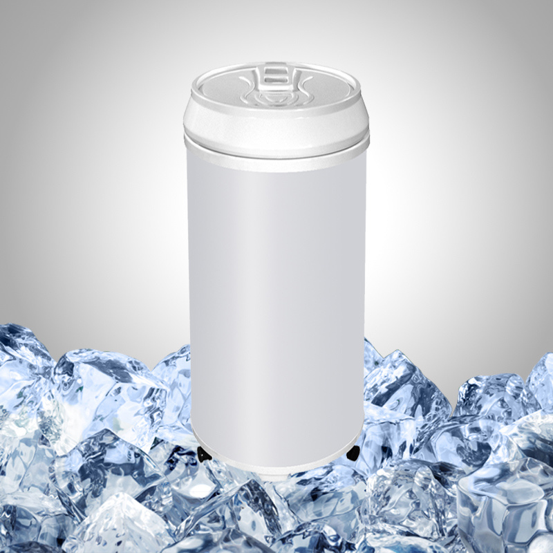 Beer Cylinder Cooler for Energy Drink Promotion