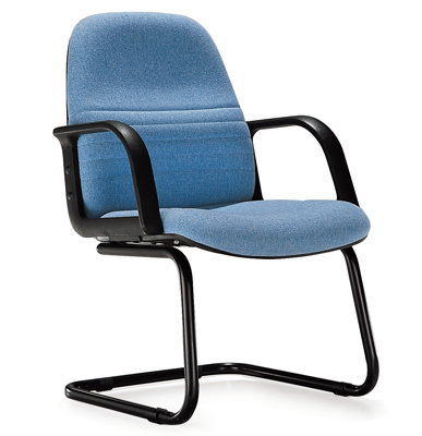 Boardroom Conference Meeting Reception Fabric Office Chair (HX-LC023A)