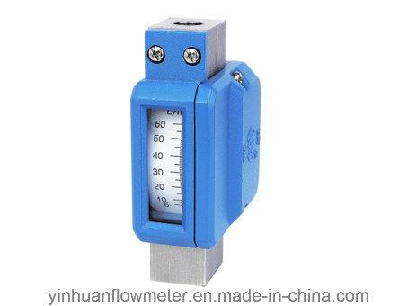 Miniature Metal Tube Float Variable Area Flowmeter