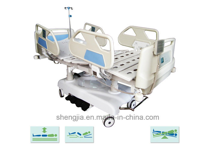 Sjb700ec Luxuruious Hospital Bed with Seven Funtions