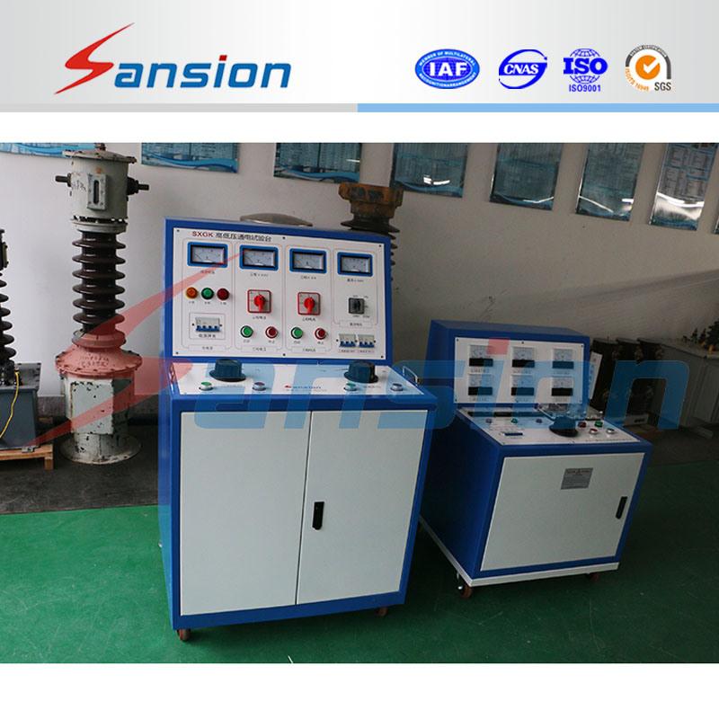 Hv LV Switchgear Panel Test Set