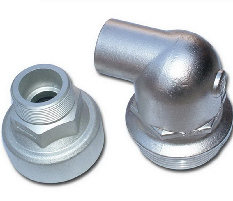 OEM Stainless Steel Casting with Mirror Polishing