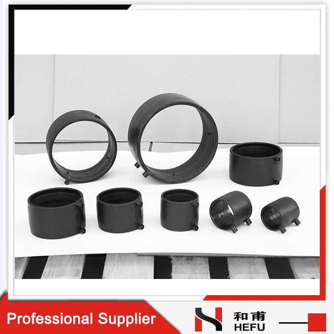 6 Inch Black Sewer PE100 Drainage Plastic PE Pipe Fittings