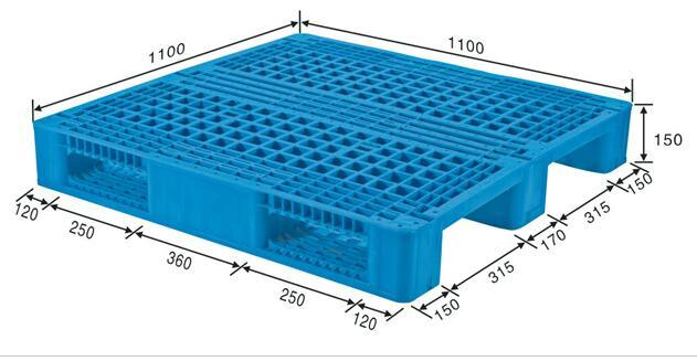 Plastic Pallet/Blow Pallet/HDPE Pallets/Storage Pallet/ Industry Pallet/Stackable Pallet