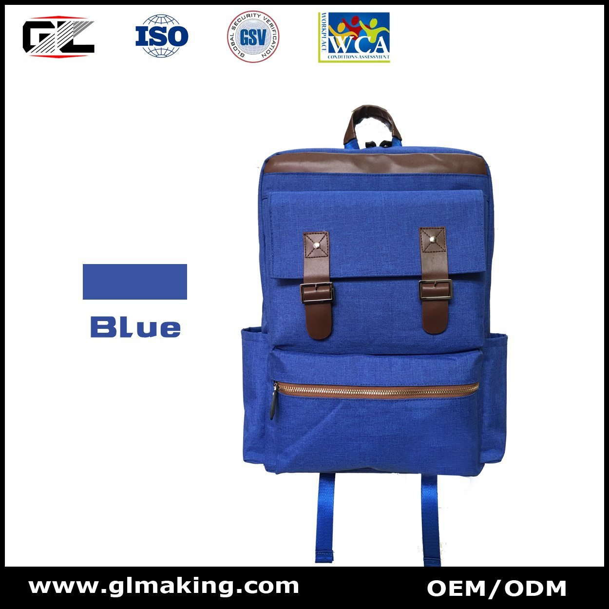 New Style and Fashion Backpack From Manufacturer