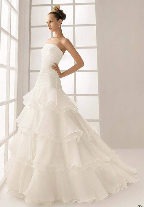 2011 New Style CustomMade Wedding Dress Bridal Gown Color Free LB2232