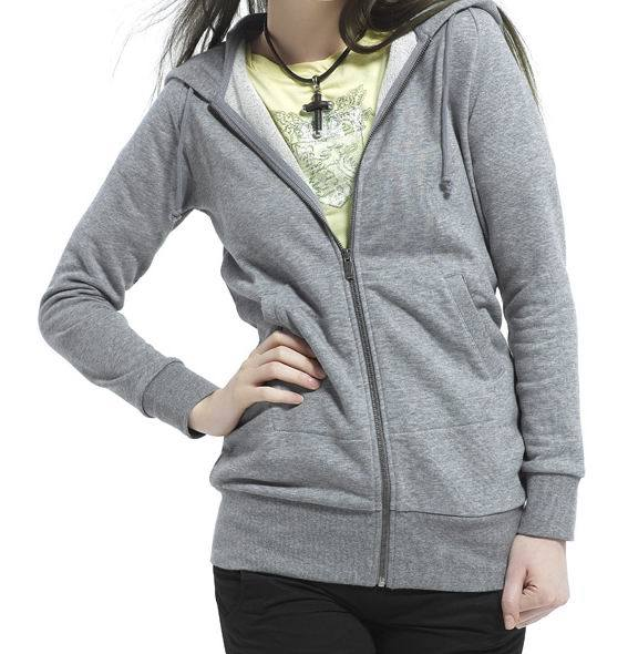 Girl Hoodie Sweatshirt (ES-61027) - China Fashion Sweatshirt, Girl
