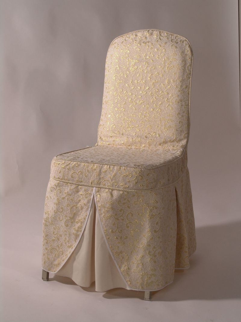Wedding Chair Cover, Banquet Chair Cover (C012)