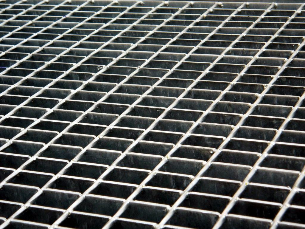 China stainless steel grating