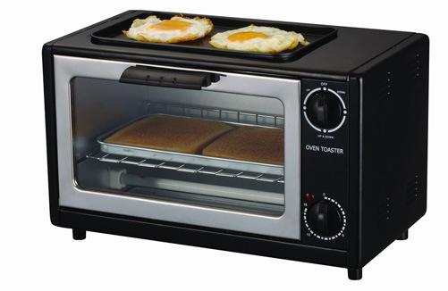 sunbeam mini bake and grill manual