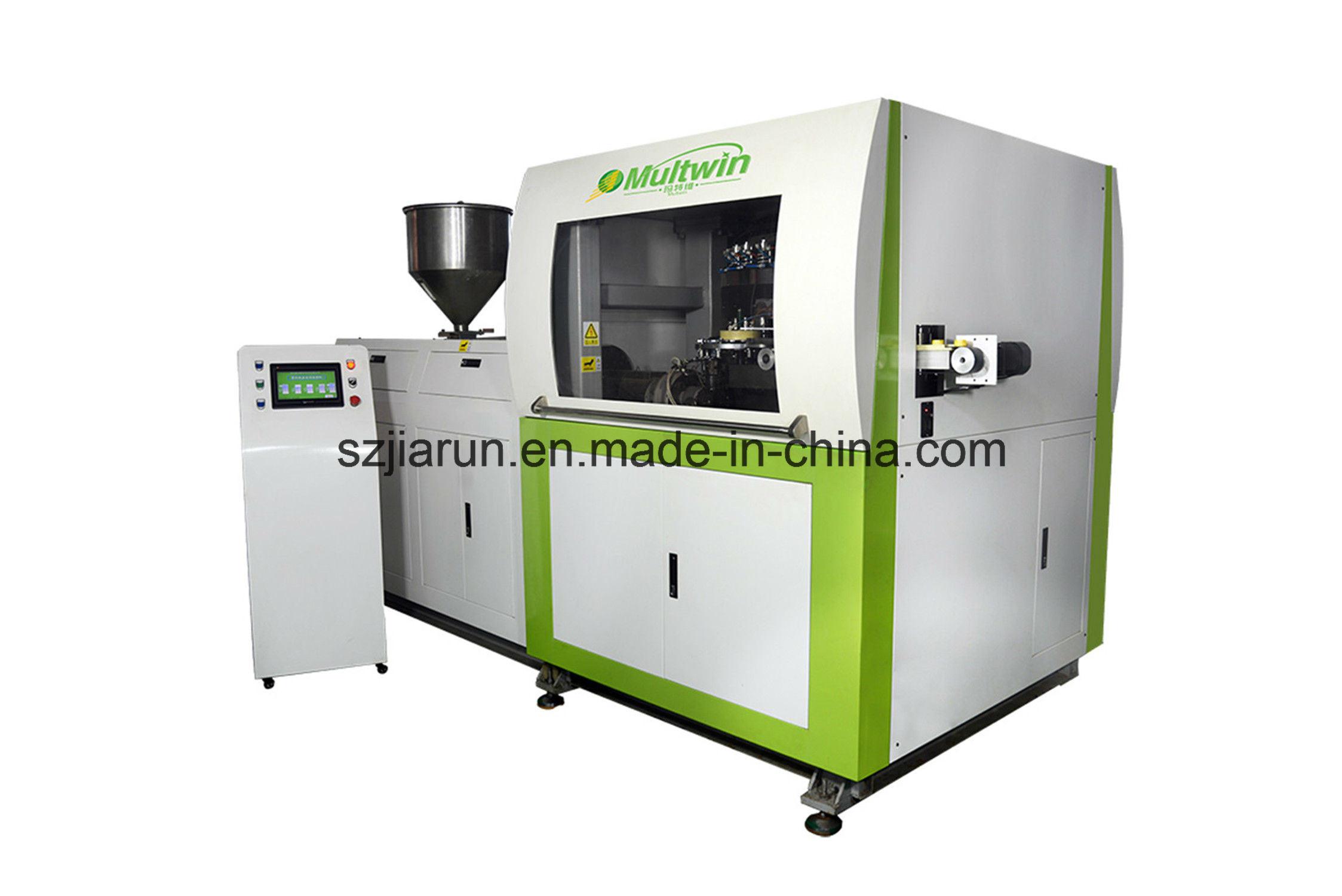 Automatic Plastic Compression Cap Making/Molding Machine for Threaded Caps