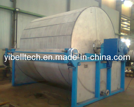 Full Automatic Vacuum Rotary Drum Pre-Coating Filter